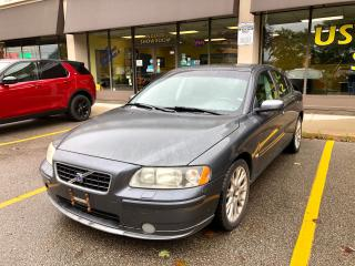 Used 2005 Volvo S60 AWD, 2 Years Warranty, 2 Sets of Wheels for sale in Vaughan, ON