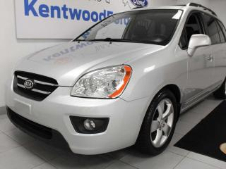 Used 2009 Kia Rondo EX V6 FWD with heated seats for sale in Edmonton, AB