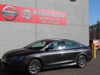 Used 2016 Chrysler 200 LX/ONE OWNER/CRUISE/BLUETOOTH/USB for sale in Edmonton, AB