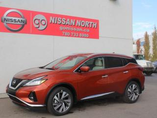 Used 2020 Nissan Murano SL/AWD/LEATHER/PANO ROOF/NAV for sale in Edmonton, AB