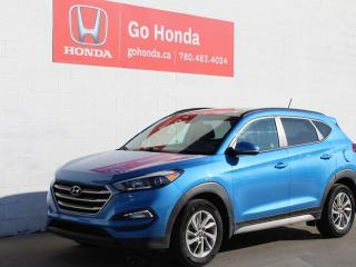 Used 2017 Hyundai Tucson SE, PANO ROOF, LEATHER for sale in Edmonton, AB