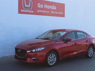 Used 2018 Mazda MAZDA3 SE, LEATHER, HEATED SEATS for sale in Edmonton, AB