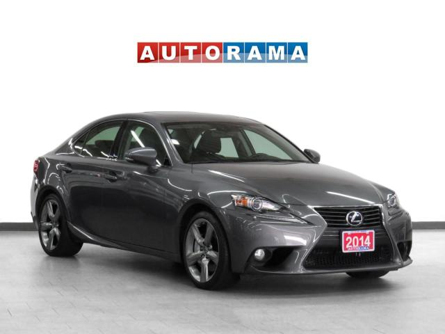 2014 Lexus IS 350 4WD Navigation Leather Sunroof Backup Cam