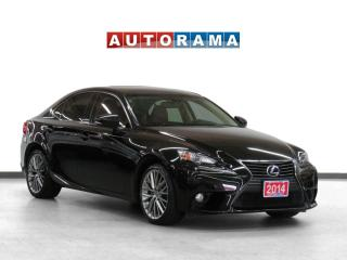 Used 2014 Lexus IS 250 4WD Leather Sunroof Backup Cam for sale in Toronto, ON