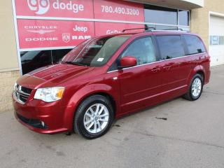 Used 2014 Dodge Grand Caravan SE / Garmin Navigation / Back Up Camera for sale in Edmonton, AB