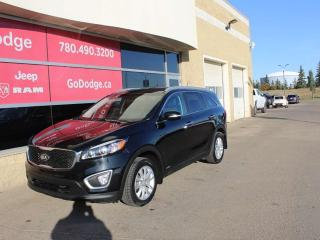 Used 2016 Kia Sorento All Wheel Drive / Heated Front Seats for sale in Edmonton, AB