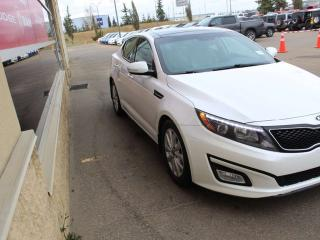 Used 2015 Kia Optima EX for sale in Edmonton, AB