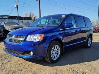 Used 2019 Dodge Grand Caravan DVD / Back Up Camera for sale in Edmonton, AB