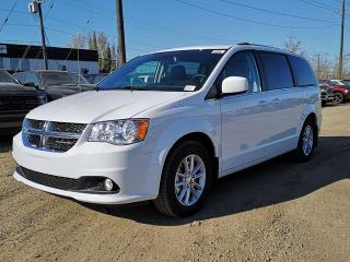 New 2019 Dodge Grand Caravan DVD / Back Up Camera for sale in Edmonton, AB