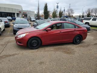 Used 2011 Hyundai Sonata GLS; BLUETOOTH, HEATED SEATS, A/C AND MORE for sale in Edmonton, AB