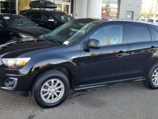 Used 2014 Mitsubishi RVR SE; 4WD, BLUETOOTH, CRUISE CONTROL, AC AND MORE for sale in Edmonton, AB