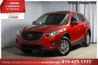 Used 2016 Mazda CX-5 GS* INTEGRALE* TOIT* for sale in Drummondville, QC