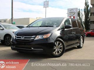 Used 2014 Honda Odyssey EX l Power Doors l Power Seats l Alloys for sale in Edmonton, AB