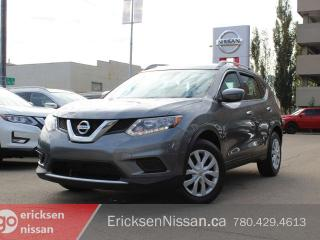 Used 2016 Nissan Rogue S l Pwr Locks l Pwr Windows for sale in Edmonton, AB