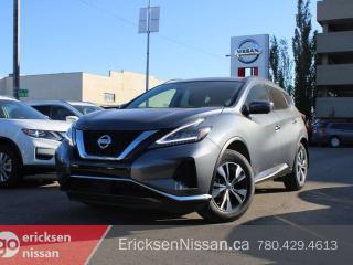 New 2020 Nissan Murano SV Navi | Moonroof | Engine Remote | Heater Steering Wheel for sale in Edmonton, AB