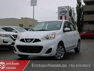 New 2019 Nissan Micra SV Backup Camera | Power Lock & Windows for sale in Edmonton, AB
