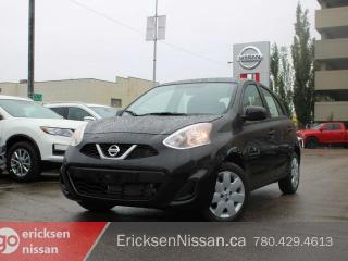 Used 2019 Nissan Micra SV Backup Camera | Power Lock & Windows for sale in Edmonton, AB