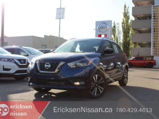 Used 2019 Nissan Kicks SR Remote Starter | 360 Camera | Blind Spot Warning for sale in Edmonton, AB