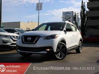 New 2019 Nissan Kicks SR Remote Starter | 360 Camera | Blind Spot Warning for sale in Edmonton, AB