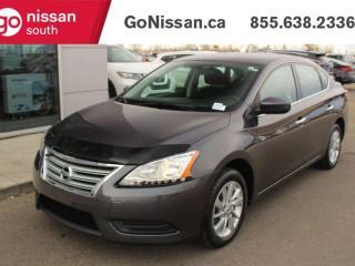 Used 2015 Nissan Sentra HEATED SEATS PUSH START for sale in Edmonton, AB