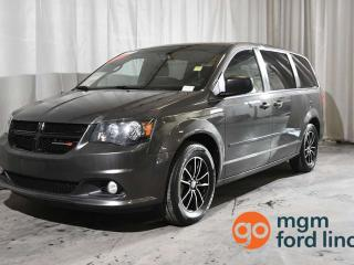 Used 2015 Dodge Grand Caravan SXT PLUS FWD STOW N GO | 7- PASSENGER SEATING | NAVIGATION | BACKUP CAMERA | DUAL CLIMATE CONTROL | REAR HEAT CONTROL | POWER SLIDING SIDE DOORS | POWER LIFTGATE for sale in Red Deer, AB