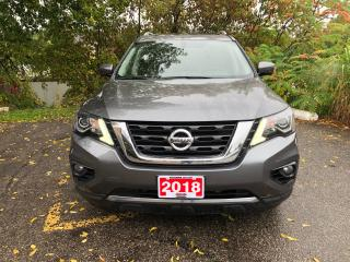 Used 2018 Nissan Pathfinder SL PREMIUM for sale in Kitchener, ON