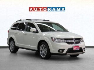 Used 2014 Dodge Journey SXT Sunroof 7 Passengers for sale in Toronto, ON