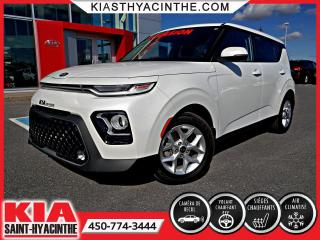 Used 2020 Kia Soul EX * CAMÉRA DE RECUL / SIÈGES CHAUFFANTS for sale in St-Hyacinthe, QC