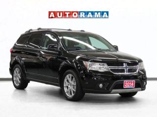 Used 2014 Dodge Journey R/T Rally Edition 4WD Leather Sunroof 7Pass for sale in Toronto, ON