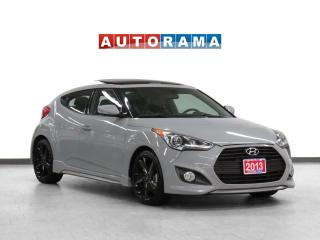Used 2013 Hyundai Veloster Navigation Leather Panoramic Sunroof Backup Cam for sale in Toronto, ON