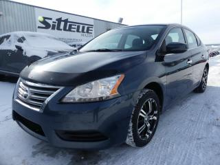Used 2013 Nissan Sentra VERSION S / A/C / AUTOMATIQUE for sale in St-Georges, QC