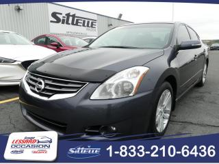 Used 2012 Nissan Altima SR / V6 / JAMAIS ACCIDENTE for sale in St-Georges, QC