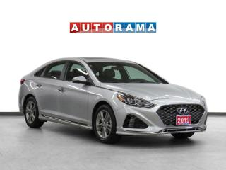 Used 2019 Hyundai Sonata Essential Leather Sunroof Backup Cam AAuto/AppleCP for sale in Toronto, ON