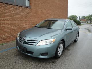 Used 2010 Toyota Camry 4 Cyl., LE, Leather Seats for sale in Oakville, ON