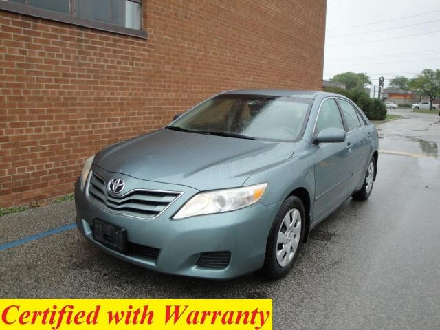 2010 Toyota Camry 4 Cyl., LE, Leather Seats