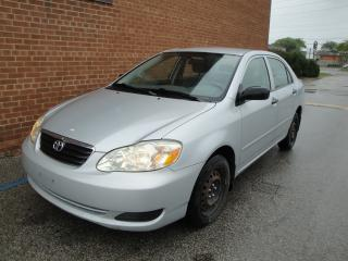 Used 2006 Toyota Corolla CE/MANUAL for sale in Oakville, ON