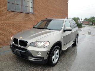 Used 2008 BMW X5 3.0SI/LEATHER/SUNROOF/BLUETOOTH for sale in Oakville, ON