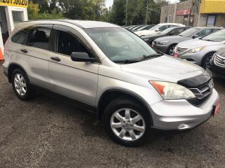 Used 2010 Honda CR-V LX/ 4WD/ PWR GROUP/ ALLOYS/ GREAT DEAL! for sale in Scarborough, ON