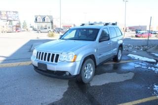 Used 2008 Jeep Grand Cherokee Laredo for sale in Calgary, AB