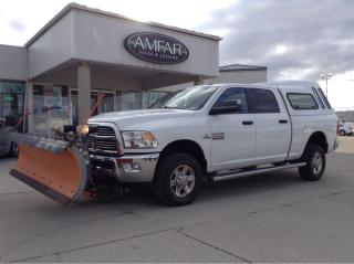 Used 2016 RAM 2500 SLT / DIESEL / CREW CAB / NO PAYMENTS FOR 6 MONTHS for sale in Tilbury, ON