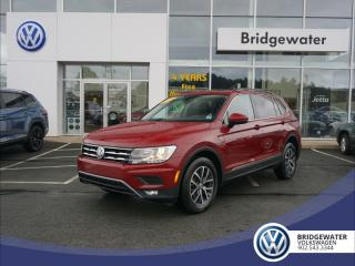 Used 2018 Volkswagen Tiguan Comfortline AWD Turbo - Dealer Maintained - New Brakes!! for sale in Hebbville, NS