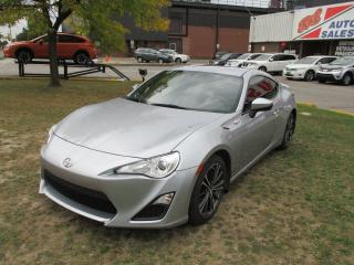 Used 2016 Scion FR-S ~AUTO~BACK-UP CAM.~LOW KM'S~CERTIFIED!!! for sale in Toronto, ON