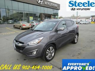 Used 2015 Hyundai Tucson Limited AWD LOADED LEATHER SUNROOF for sale in Halifax, NS