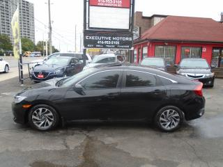 Used 2016 Honda Civic EX/ ONE OWNER / NO ACCIDENT / LOADED / REV CAM / for sale in Scarborough, ON
