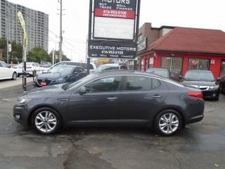 Used 2011 Kia Optima EX LUXURY/ ONE OWNER / SUPER CLEAN / LOADED / MINT for sale in Scarborough, ON