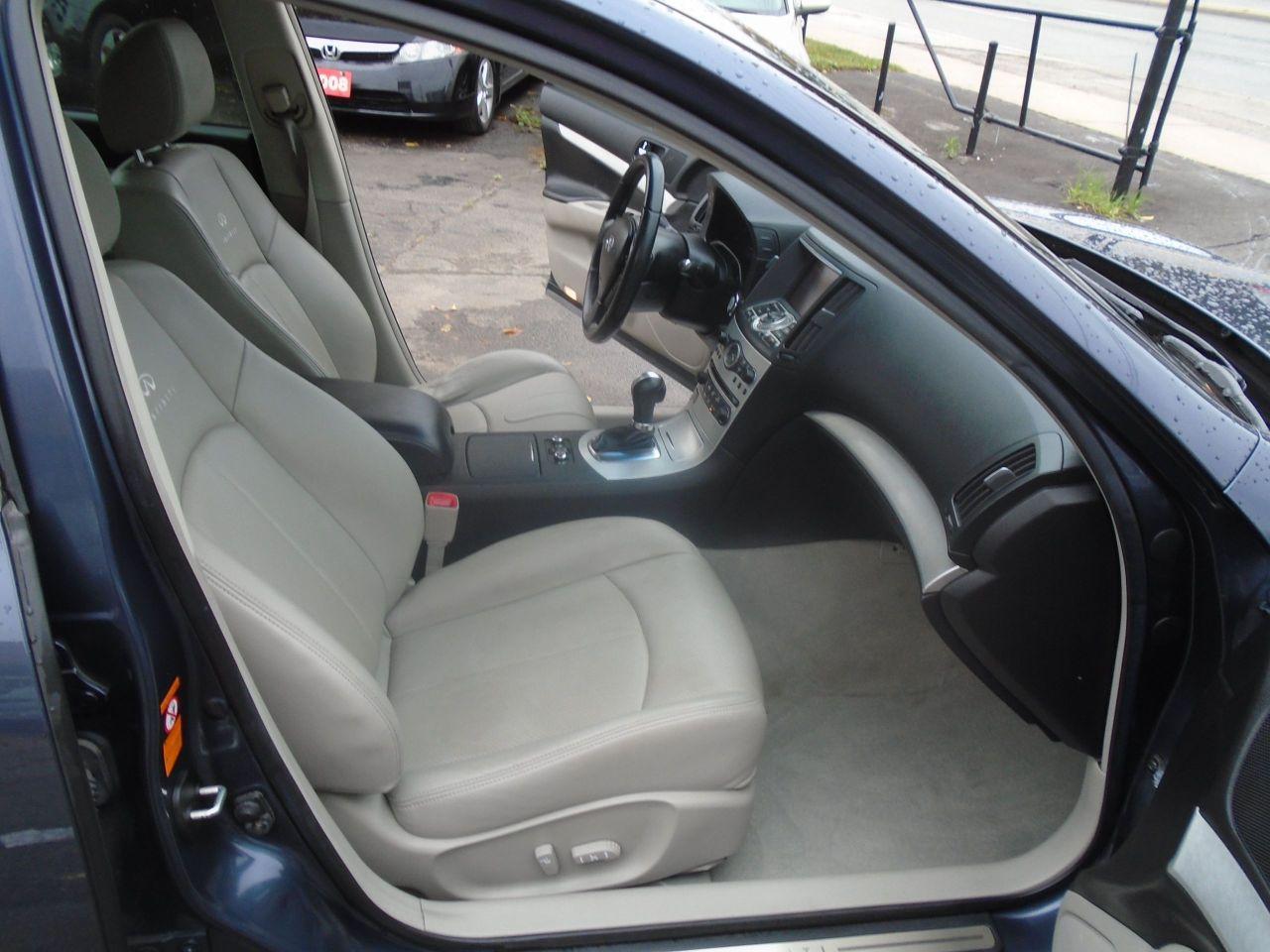 2009 Infiniti G37X