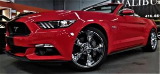 Used 2017 Ford Mustang GT Premium for sale in North York, ON
