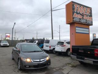 Used 2009 Acura CSX **ONLY 180KMS**LEATHER**SUNROOF**ALLOYS**CERTIFIED for sale in London, ON