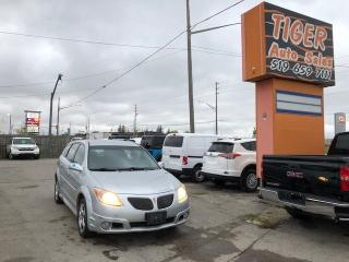 Used 2006 Pontiac Vibe ONLY 160KMS*DRIVES GREAT*AUTO*POWER WINDOWS*CERT for sale in London, ON