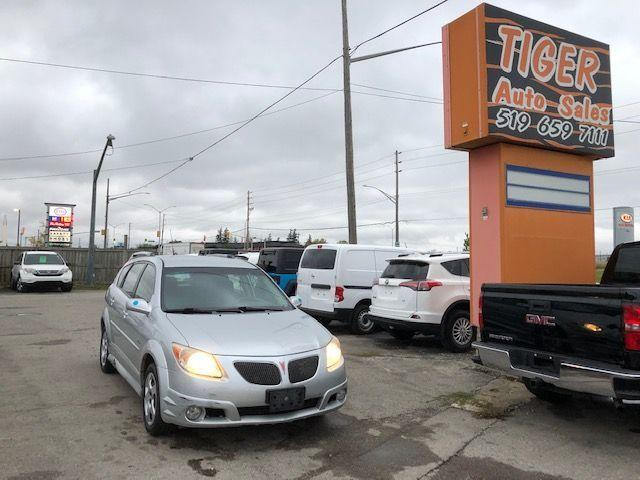 2006 Pontiac Vibe ONLY 160KMS*DRIVES GREAT*AUTO*POWER WINDOWS*CERT